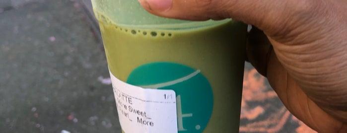 T4 Tea For You is one of Orte, die Xiaoyu gefallen.
