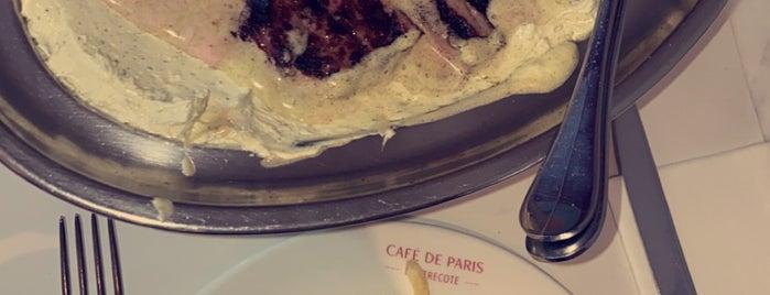 Café de París, L' Entrecot is one of Top.