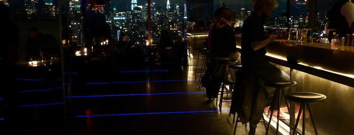 Public - Rooftop & Garden is one of NYC Best Outside/Rooftop Bars.