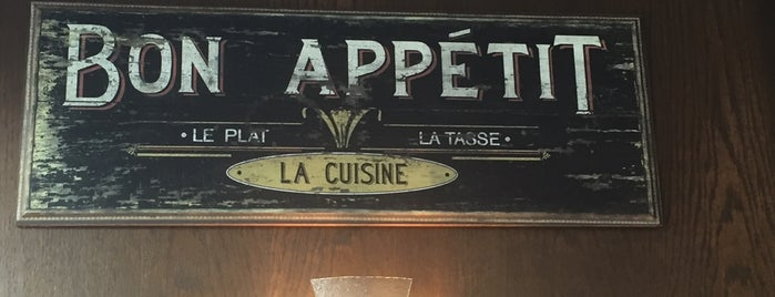 Le Beaujolais is one of Lista de Restaurantes (F Chandler).