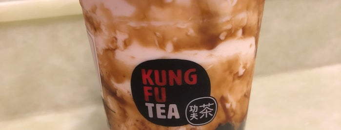Kung Fu Tea is one of boston.