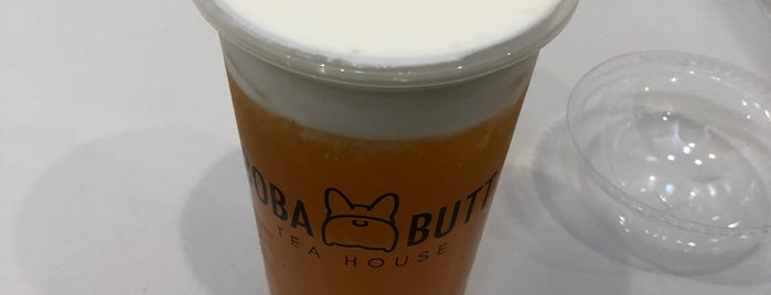 Boba Butt Tea House is one of 2019 in SF.