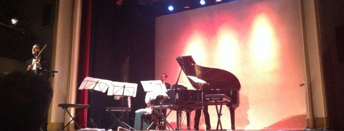 Theatre Mercelis is one of Brussels Jazz Marathon (68 spots).