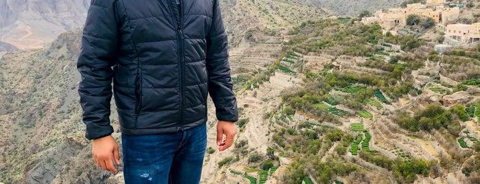 الجبل الاخضر is one of Lugares favoritos de Aije.