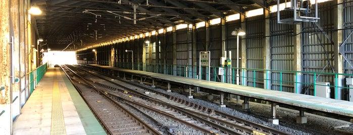 Itaya Station is one of 高井'ın Beğendiği Mekanlar.