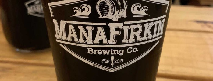 Manafirkin Brewing Co. is one of New Jersey Breweries.
