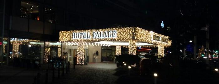 Hotel Palace Berlin is one of Lieux qui ont plu à giovanni battista.