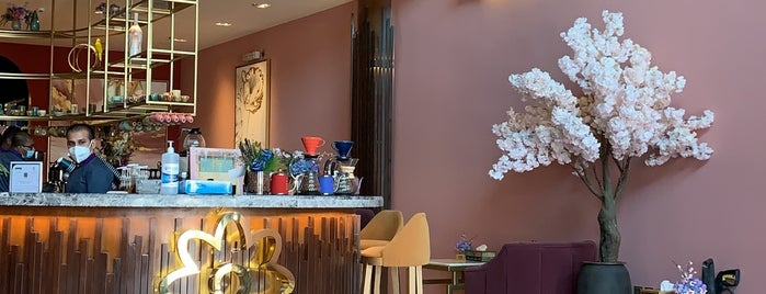La Flor Lounge is one of Tempat yang Disimpan Queen.