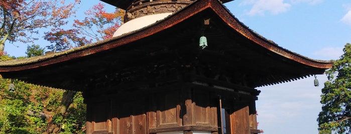 善峯寺 多宝塔 is one of JPN.