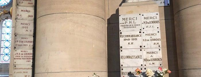 Église Notre-Dame de la Croix is one of สถานที่ที่บันทึกไว้ของ Carlos.