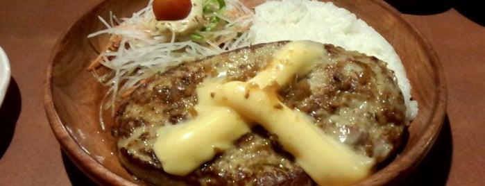 びっくりドンキー 上堂店 is one of Top picks for Steakhouses.
