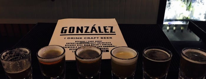 González The Place To Be.er is one of Daniel's Liked Places.