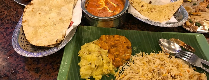 The Banana Leaf Apolo is one of Singapore.