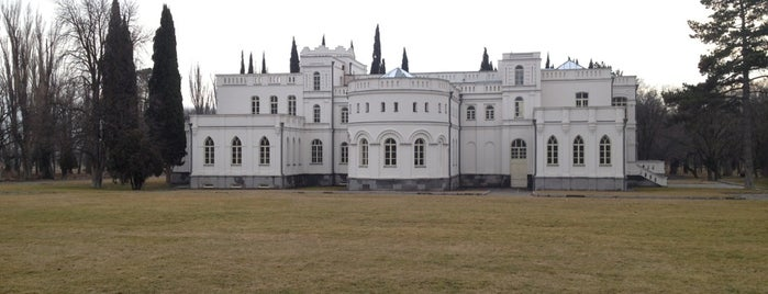 Château Mukhrani | შატო მუხრანი is one of T_tbd.
