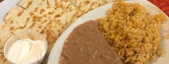 Los Jefes Taqueria Grill is one of Posti che sono piaciuti a Amber.