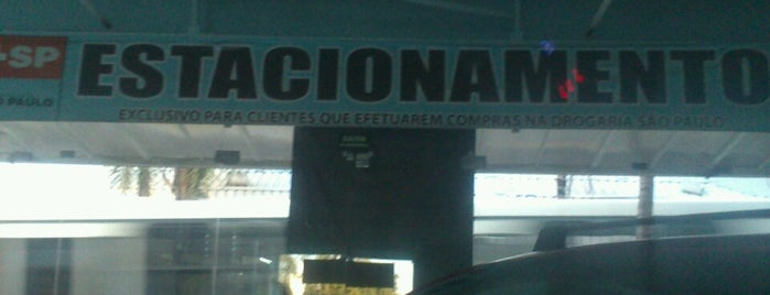 Drogaria São Paulo is one of Sergio M. 🇲🇽🇧🇷🇱🇷'ın Beğendiği Mekanlar.