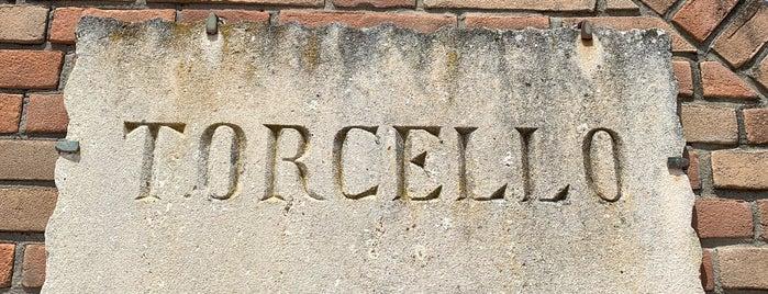 Torcello is one of venecija.