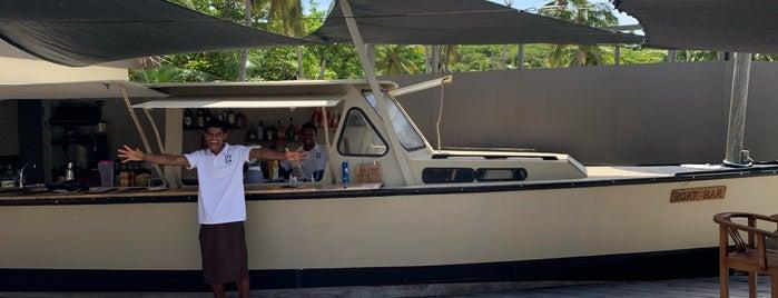 Boat Bar is one of Jernej 님이 좋아한 장소.