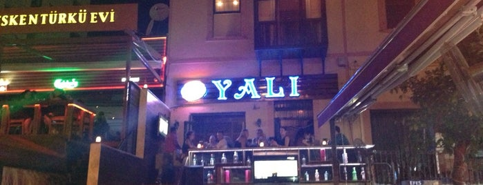 Yalı Cafe Bar is one of Nil'in Kaydettiği Mekanlar.