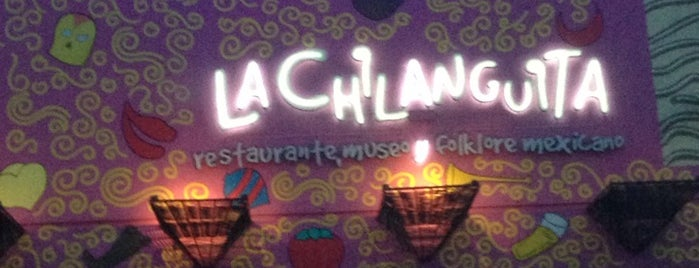 La Chilanguita is one of Mexico City.