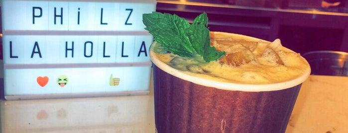 Philz Coffee is one of Locais curtidos por Nayef.