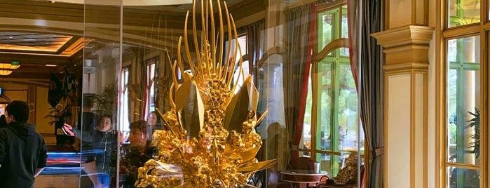 Bellagio Gallery Of Fine Arts is one of Lieux qui ont plu à Stephanie.