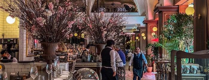 La Grande Boucherie is one of New York Eats.