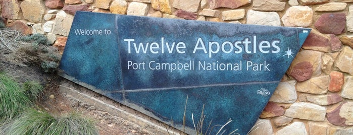 12 Apostles Visitor Information Centre is one of Australia.