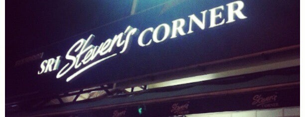 Sri Steven's Corner is one of KL Late Night Eating.