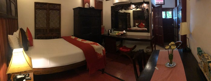 Khmer Surin Boutique Guesthouse is one of Jessica : понравившиеся места.