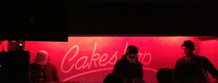 Cakeshop is one of Good for your Seoul.