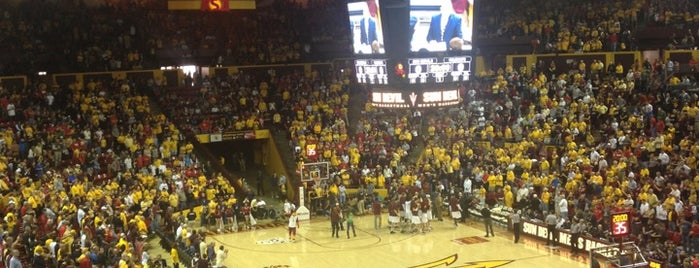 Desert Financial Arena is one of Best places in Arizona state.