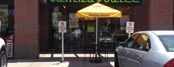 Jamba Juice is one of JRyan's Scottsdale / Phoenix.