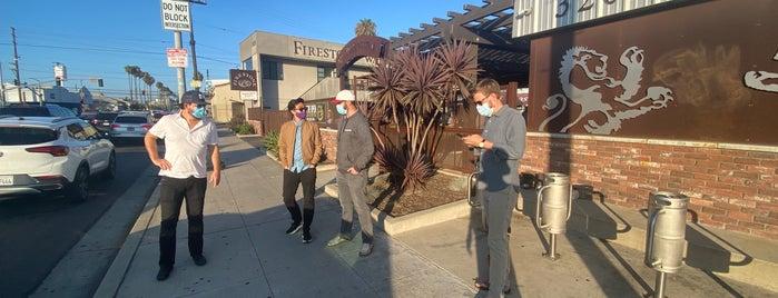 Firestone Walker Brewing Company - The Propagator is one of สถานที่ที่ Zachary ถูกใจ.