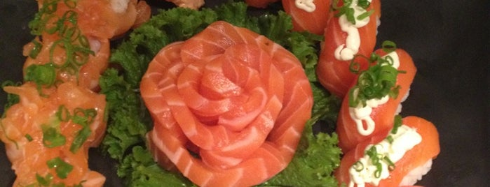 Sashiburi Sushi House is one of Sushi in Porto Alegre.