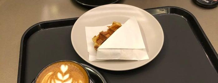 Azur Speciality Coffee is one of Tempat yang Disimpan Khawla.