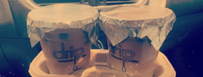 Drip Coffee is one of Queen'in Kaydettiği Mekanlar.