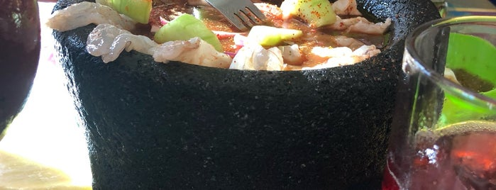 Mariscos y Molcajetes Los Mochis is one of Juan Fco Arriaga C 님이 좋아한 장소.