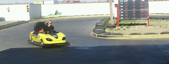 Dave's Need for Speed is one of Lubbock.