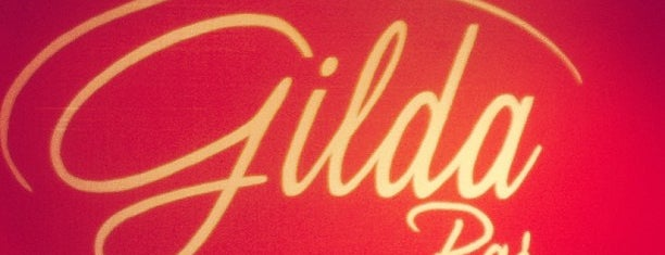 Gilda Bar & Diner is one of Sitios favoritos para comer.
