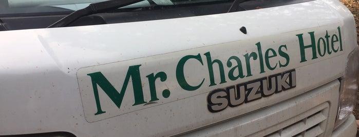Mr Charles Guesthouse is one of Hoteles en que he estado.