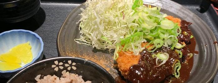 Tonkatsu by Ma Maison is one of Alan 님이 좋아한 장소.
