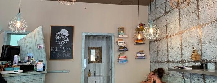 London Tiger Coffee is one of Orte, die Melanie gefallen.