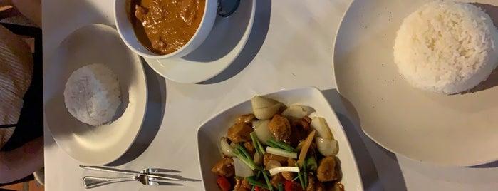 Salathai restaurant is one of Orte, die Melanie gefallen.