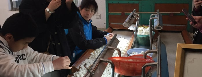 Suzhou No.1 Silk Factory is one of China.