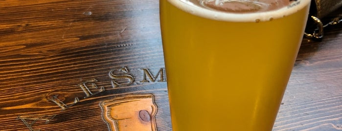 AleSmith Brewing Company is one of SD Craft.