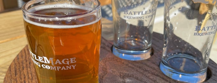 BattleMage Brewing Company is one of California Breweries 5.