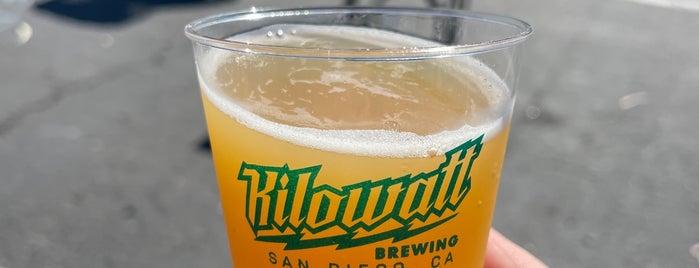 Kilowatt Brewing Company is one of Beer Spots.