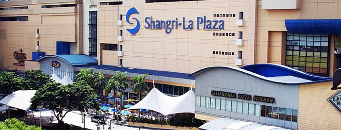 Shangri-La Plaza is one of Derek's Liked Places.