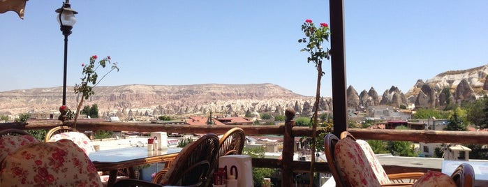 My Mother's Cafe & Restaurant is one of Lets do Cappadocia.